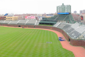 GNL Wrigley Field Construction